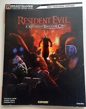 Resident Evil Operation Racoon City - Official Game Strategy Guide