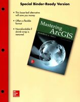 Mastering ArcGIS, Paperback by Price, Maribeth, Brand New, Free shipping in t...