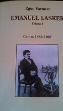 Emanuel Lasker, Volume 1 Games 1889-1907 (1998)