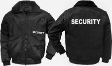 """Security-Jacke 4-in-1-Blouson """"Jubilee"""" bedruckt mit SECURITY"""