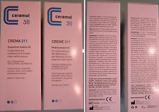 CREAM 311 CERAMOL 75 ml SOOTHING FOR SKINS OVERACTIVE ALLERGIC INTOLERANT