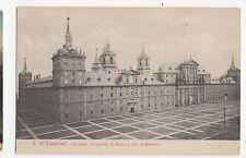 Spain, El Escoril, Fachada Principal y Angulo Del Seminaro Postcard, A599