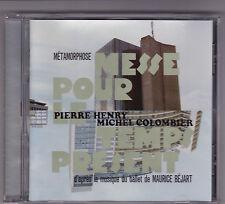 Pierre Henry/Michel Colombier - Metamorphose - CD (465 640-2 Philips Fr. 1997)