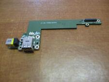 Original Netzbuchse / USB Platine  DA0ZR1PB6D1 aus Acer aspire 3680