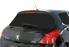 PEUGEOT 308 GENUINE REAR ROOF SPOILER WITH VALEO BRAKE LIGHT
