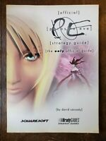 Parasite Eve Official Strategy Guide by Bradygames Sony PlayStation PS1