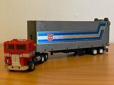 Original 80s Hasbro G1 Transformers 1984 - Optimus Prime (rubber wheels)