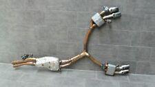 Audi S5 F5 Cabrio COUPE 3.0 TFSI Auspuff Abgasanlage 2x Stellmotor Abgasklappe