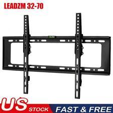 "LEADZM 32-70"" Wall Mount Bracket TV Stand TMW798 With Spirit Level"