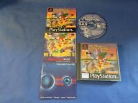 PlayStation PS1 PSX  disney world quest racing tour  W/ manual  PAL UK game
