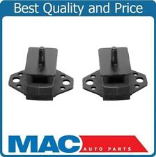 For 1970-1980 Toyota Pick Up (2) L & R Front Engine Motor Mount 100% New