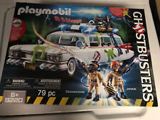 Playmobil Ghostbusters Ecto-1 Building Set 9220 NEW Toys