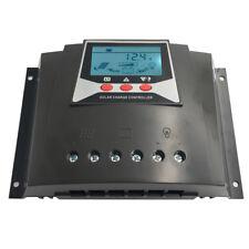 60A Solar Charge Controller 12V 24V 36V 48V Battery Regulator Max 100V PV FromUS