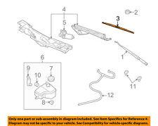 FORD OEM-Wiper Blade 4W1Z17528AA