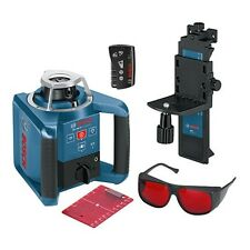 Bosch GRL300HV Rotary Laser Level with Layout Beam Horizontal and Vertical Plumb