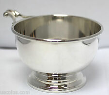 Cartier Sterling Silver Bowl 3076