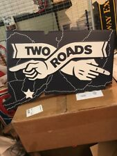 Two Toads Beer Sign