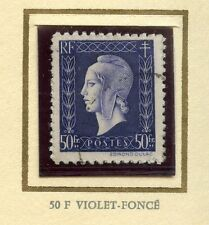 STAMP /  TIMBRE FRANCE OBLITERE MARIANNE DE DULAC N° 701