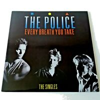 The Police - Every Breath You Take Singles - Vinyl LP UK 1st Press NM Best Of