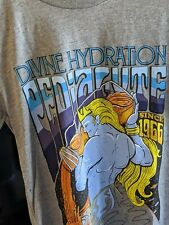 Pedialyte Divine Hydration Men's Size Large T Shirt Short Sleeve Electrolyte