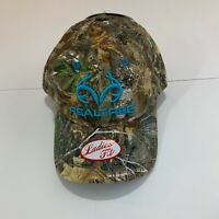 Realtree Womens Baseball Hat Cap Camouflage Camo Hat Hunting Embroidered New NWT
