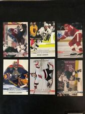 2003-04 ITG ACTION COMPLETE HOCKEY SET ( 600 CARDS ) NO SP's