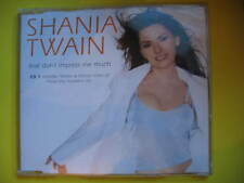 SHANIA TWAIN-THAT DON'T IMPRESS ME.1999 3 TRACK CD SINGLE.POP DISCO SOUL COUNTRY