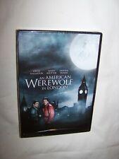 An American Werewolf in London (Dvd 2001) David Naughton, Jenny Agutter; New
