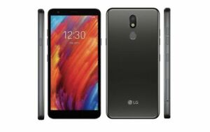 *NEW LG Aristo 4+ LM-X320,  8GB Android Smartphone Gray - T-Mobile GSM Unlocked