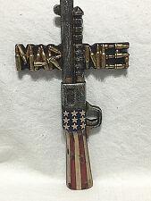 New Style USMC Marine Corps Wall Cross (RA6648)