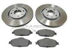 PEUGEOT 308 SPORT MODELS 2007-2012 FRONT BRAKE DISCS AND PADS SET NEW