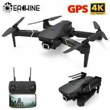 RC Drone GPS FOLLOW ME WIFI Quadcopter 4K/1080P HD Wide Angle Altitude Durable