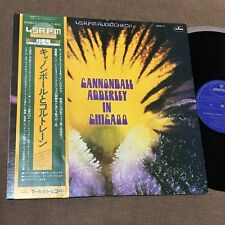 """CANNONBALL ADDERLEY In Chicago JAPAN 12"""" 4-track EP 45S-7 OBI Audiophile 45rpm"""