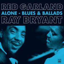 Red Garland / Ray Bryant: ALONE - BLUES & BALLADS (3 LPS ON 2 CDS)