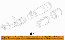 FORD OEM 15-16 F-450 Super Duty Exhaust System-Catalytic Converter FC3Z5H270C