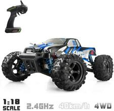9300 4WD Remote Control Car 1:18 Scale 2.4Ghz 4x4 40+ km/h High Speed RC Truck
