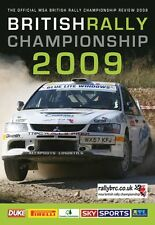 British Rally Championship - Official review 2009 (New DVD) Cronin Higgins