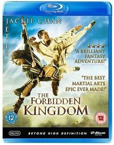 Forbidden Kingdom [Blu-ray] [DVD][Region 2]
