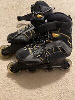 Bauer Xtra 5.0 Inline Roller Blades Skates Women's Sz US 8