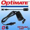 SAE76 (O6) OPTIMATE SAE CIGAR SOCKET LEAD