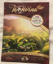 TE-DIVINA 100% ORIGINAL DETOX Weight Loss Tea*4 Weeks/4 Packs $ 23.99