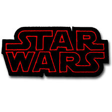 Star wars Logo Patch Embroidered Iron on Imperial Storm Trooper Emblem Badge MC