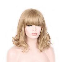 Crossdresser Synthetic Wig Short Women Hair Many Color Crossdressing Accessories