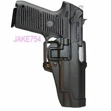 BLACKHAWK! SERPA CQC Ruger P95 Holster RH Black Matte Finish 410512BK-R