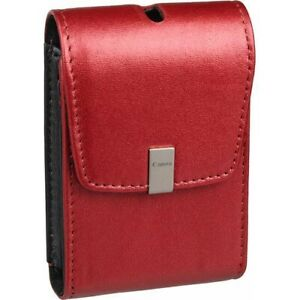 Canon PSC-1050 Deluxe Red Leather Case 4035B001[AA]