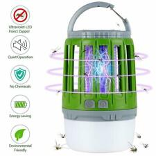2 IN1 Mosquito Killer Insect Lamp Electric Annihilator Mosquito Trap USB Battery
