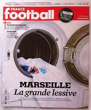 FRANCE FOOTBALL du 25/03/2014; Marseille; la grande lessive/ Zaïri/ Rodriguez J