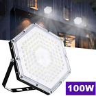 100W LED High Bay Light Shop Warehouse Factory Industrial Commercial Lighting