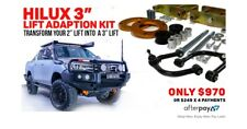 Toyota Hilux 3 Inch Suspension Adaption kit (N80 & N70)