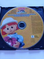 Fisher Price Little People - Discovering Things That Go Vol 4 (dvd)